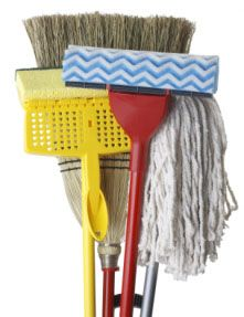 Brushes & Mops