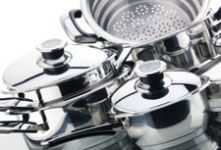 Cookware, Crockery & Glass